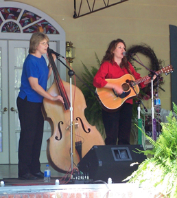Angela McKinney and Missy Holtman duo